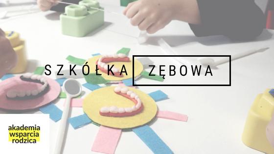 Szkółka Zębowa warsztaty mobilne w przedszkolu